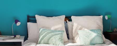 Mercadier decorative paint on a wall