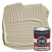 Farrow & Ball - Estate Eggshell - Peinture Satinée - 05 Hardwick White - 750 ml
