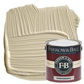 Farrow & Ball - Estate Emulsion - Peinture Mate - 05 Hardwick White - 2,5 Litres