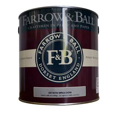 Farrow & Ball - Estate Emulsion - Peinture Mate - Couleurs Archivées - 2,5 Litres
